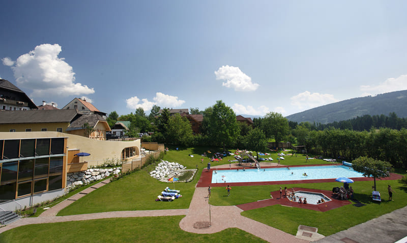 Active holiday Offers and All-inclusive prices Mariapfarr