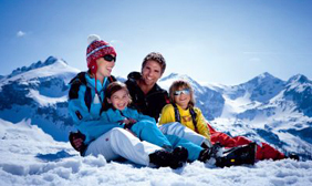 Ski holidays with 5 top ski resorts
